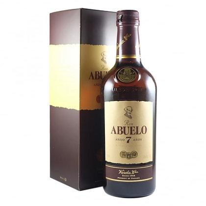 Ron Abuelo 7yr 750ml