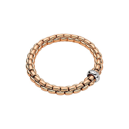 FOPE Eka Anniversario Flex'it bracelet with diamonds