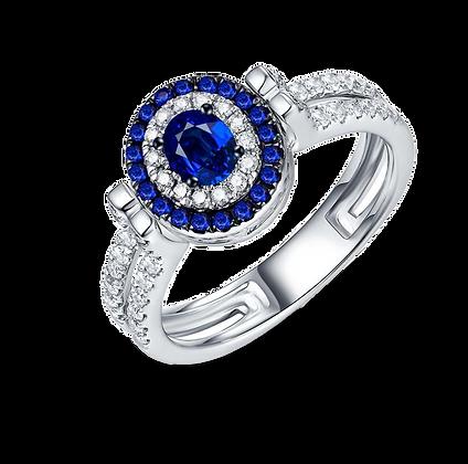 BELLANITA 14K White Gold Ring