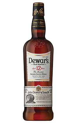 Dewar's Whisky 12yr 1L