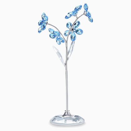 SWAROVSKI Flower Dreams - Forget-me-not, large