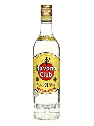 Havana Club 3yr 700ml