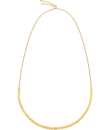 CALVIN KLEIN Tune Stainless Steel Gold Necklace