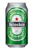 Heineken 355ml Cans in a 24 Pack