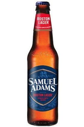 Sam Adams Lager 355ml Bottles in a 6 Pack