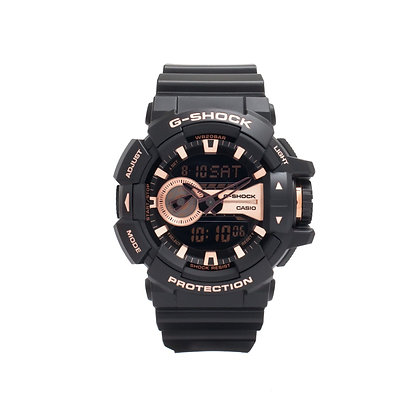 CASIO G-SHOCK Analog-Digital Brown Dial Men's Watch