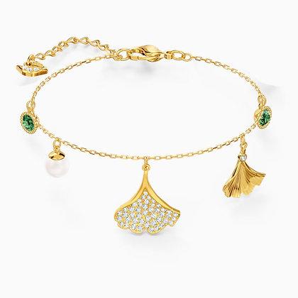 SWAROVSKI Stunning Ginko Bracelet