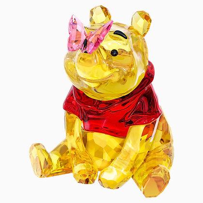 SWAROVSKI Winnie the Pooh with Butterfly