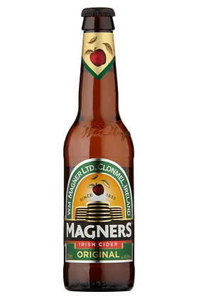 Magners Cider 330ml Bottles in a 4 Pack