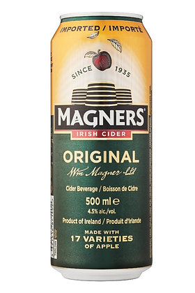 Magners 500ml Cans in a 24 Pack