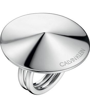 CALVIN KLEIN Spinner Stainless Steel Ring