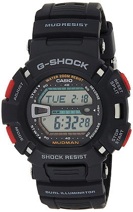 CASIO G-SHOCK Digital White Dial Men's Watch
