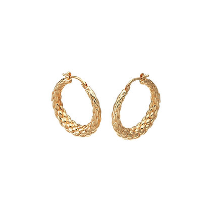 FOPE Lovely Daisy Earrings