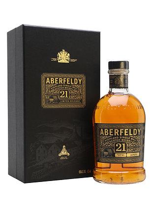Aberfeldy 21yr 750ml