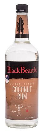 Blackbeard's Coconut Rum 1L