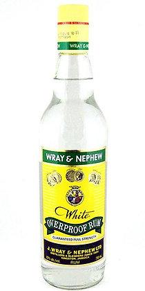 Wray & Nephew Overproof 375ml