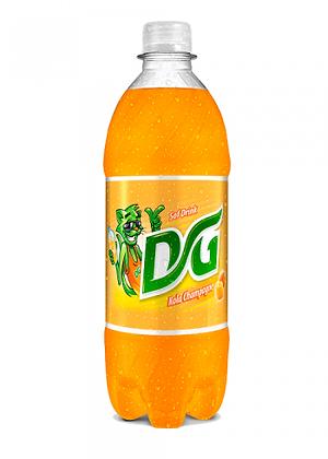 DG Kola Champagne 20oz