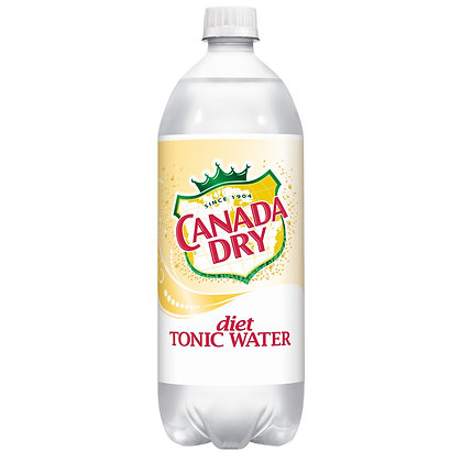 Canada Dry Diet Tonic 1L