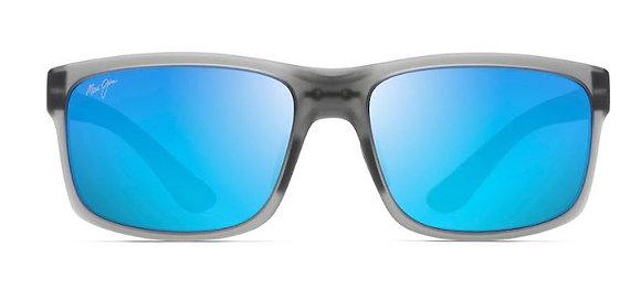 MAUI JIM POKOWAI ARCH Polarized Rectangular Sunglasses