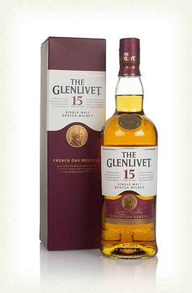 Glenlivet 15yr Single Malt 1L