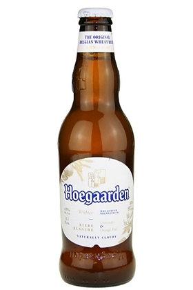 Hoegaarden White 330ml Bottles in a 6 Pack