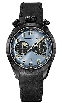 BOMBERG BB-68 Blue and Black