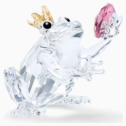 SWAROVSKI Frog Prince