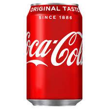 Coke Can 335ml