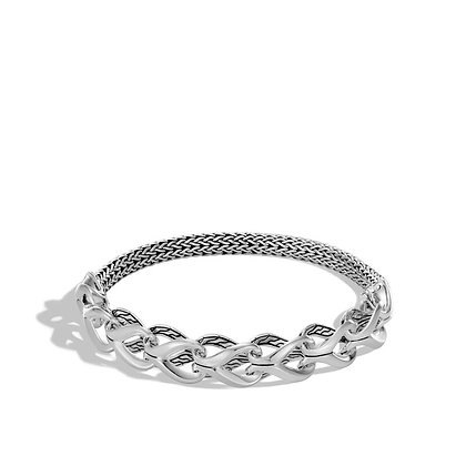 JOHN HARDY Asli Classic Chain Link Half Bracelet M