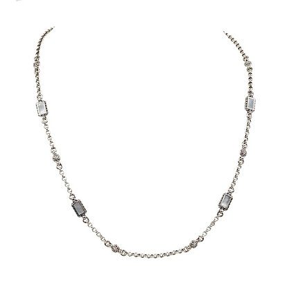 Konstantino Mother of Pearl Necklace