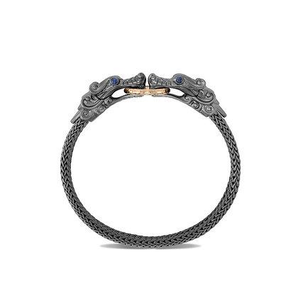 JOHN HARDY Naga Station Blackened Bracelet