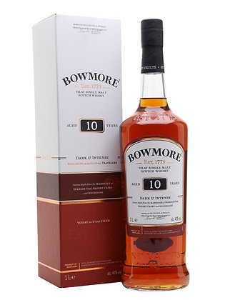 Bowmore Single Malt 10yr 1L