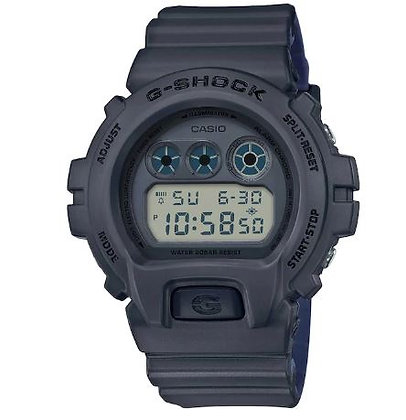CASIO G-SHOCK Chronograph Digital Men's Watch Black