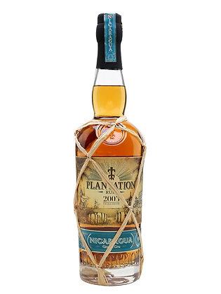 Plantation Nicaragua Vintage Rum 750ml