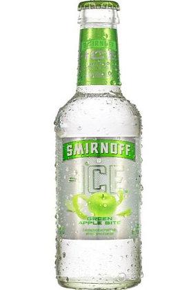 Smirnoff Ice Green Apple 300ml Bottles in a 24 Pack