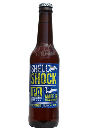 Shell Shock IPA 330ml Bottles in a 6 Pack