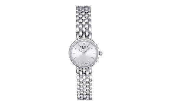 TISSOT T-TREND LOVELY WOMEN'S WATCH Silver Dial