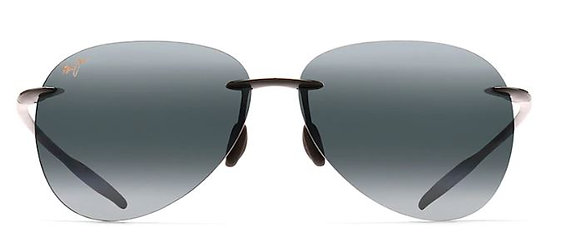 MAUI JIM SUGAR BEACH Polarized Rimless Sunglasses