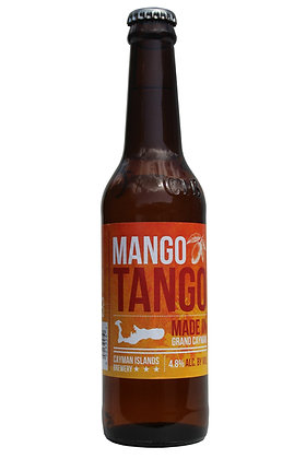Mango Tango Flavoured Lager 330ml Bottles in a 24 Case
