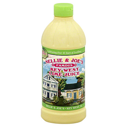 Key West Lime Juice 16oz