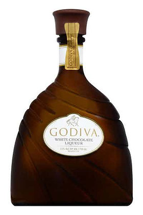 Godiva White Choco Liqueur 750ml