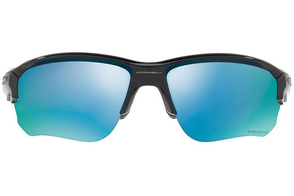 OAKLEY FLAK DRAFT PRIZM/DEEP WATER POLARIZED SUNGLASSES