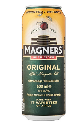 Magners 500ml Cans in a 4 Pack