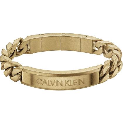 CALVIN KLEIN Valorous Men's Stainless steel bracelet