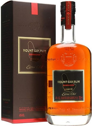 Mount Gay Extra Old 1L