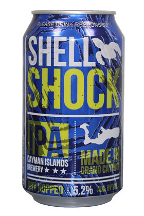 Shell Shock IPA 335ml Cans in a 6 Pack