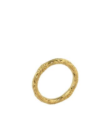 Konstantino Ring 18k Yellow Gold