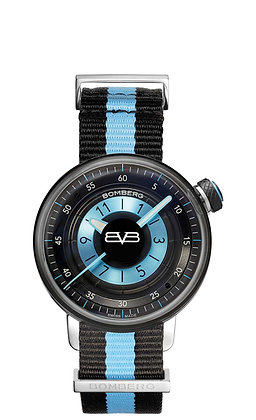 BOMBERG BB01-Lady Black and Blue
