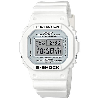 CASIO G-SHOCK White Special Colour Model
