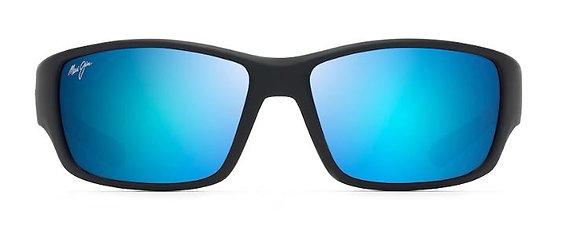 MAUI JIM LOCAL KINE Polarized Wrap Sunglasses
